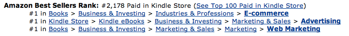 amazon number1 Writing for Influence, Authority and Impact